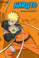 Naruto (3-in-1 edition), vol. 18 - includes vols. 52, 53 & 54