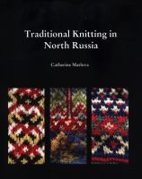 Traditional knitting in North Russia