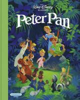 Peter Pan / illustrationer: The Walt Disney Studio ; översättning: Carola Rääf.