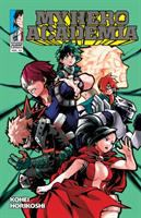 My hero academia: 22 That which is inherited