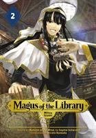 Magus of the library: 2