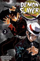 Demon slayer: Volume 2 It was you