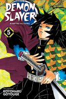 Demon slayer: Volume 5 To hell