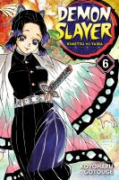 Demon slayer: Volume 6 The demon slayer corps gathers