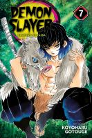 Demon slayer: Volume 7 Trading blows at close quarters
