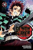 Demon slayer: Volume 10 Human and demon