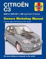 Citroen C3 owner's workshop manual